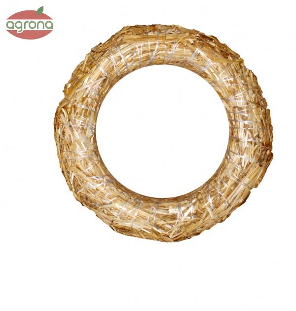 bbfba6c55 Agrona vencek slameny kruh 16 3 cm
