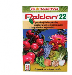 Reldan 22  25ml  postrek do cesnaku
