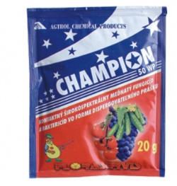 Champion 50WP 20g Floraservis