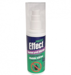 Effect Protect repelent proti kliešťom 100ml-krém