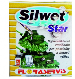 Silwet Star 15ml zmáčadlo do postrekov